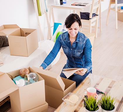 déménagement avec SAFTI Move